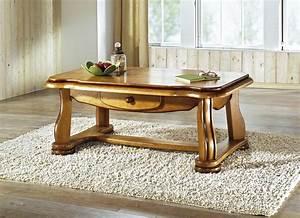 Eiche Rustikal Möbel : couchtisch aus massivem eichenholzgestell eiche rustikal m bel bader ~ Orissabook.com Haus und Dekorationen