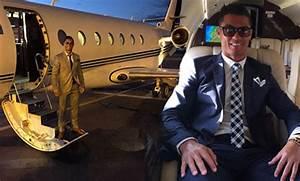 U00bfcu U00e1nto Cuesta El Avi U00f3n Privado De Cristiano Ronaldo