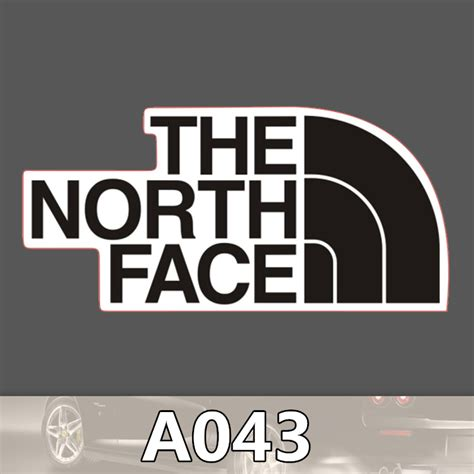 A 043 Sport Brand Waterproof Fashion Cool Diy Stickers For