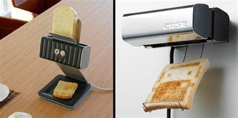 Trebuchet Toaster - 10 innovative toaster designs