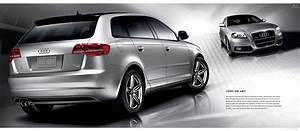 Audi A3 Tfsi : 2010 audi a3 2 0 tfsi a3 2 0 tdi brochure catalogue ~ Medecine-chirurgie-esthetiques.com Avis de Voitures