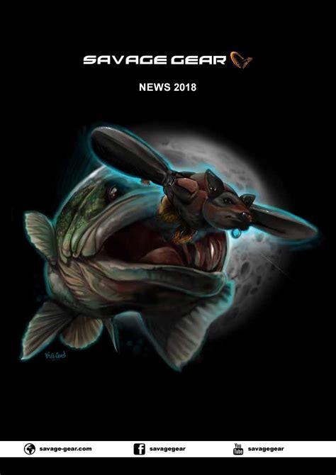 savage gear katalog  eng nowosci  fishpointpl