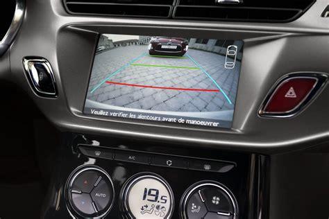 tablette siege auto interface vidéo et éra de recul pour autoradio citroen