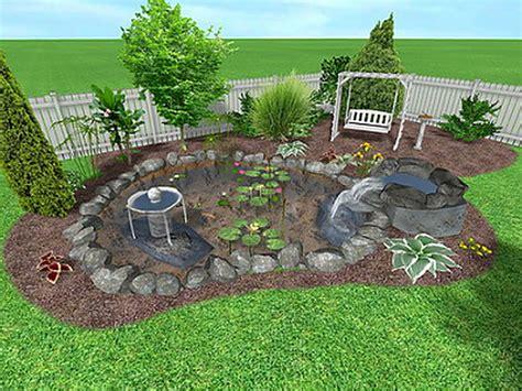 landscape design plans best design new country landscaping ideas hill side diy