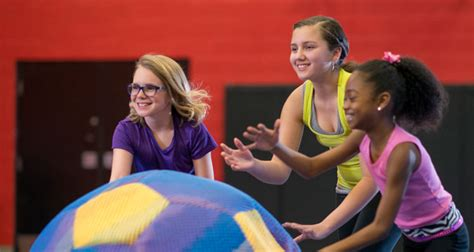 students   physical education learning liftoff