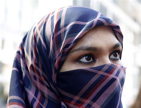 I'm Muslim And I'm Sick Of Hearing About The Niqab
