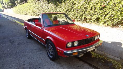 1987 Bmw 325i Convertible For Sale 2500