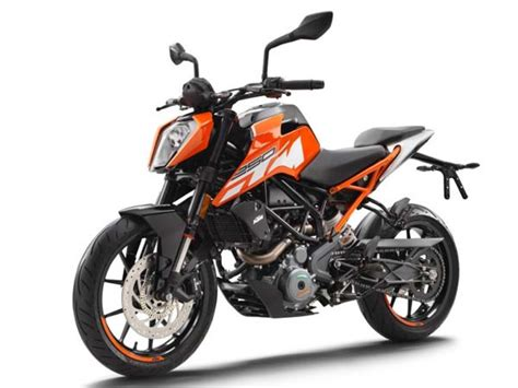 2019 Ktm Duke 200 To Come With Major Styling Changes
