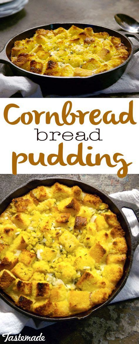 Eggs, cheese, jalapeños (yes, really), hot sauce. Cornbread Bread Pudding | Recipe in 2020 | Food recipes, Leftover cornbread recipe, Cornbread