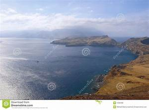View From The Cliff Royalty Free Stock Photos