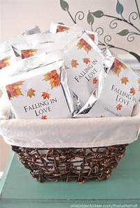 fall bridal shower ideas pumpkins and jars one project With fall wedding shower favors