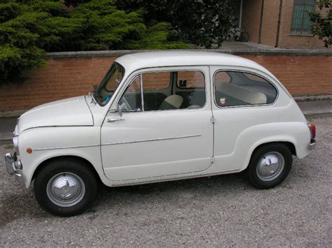 Fiat 600d by 1963 Fiat 600d Information And Photos Momentcar
