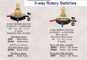 Rotary Lamp Switch
