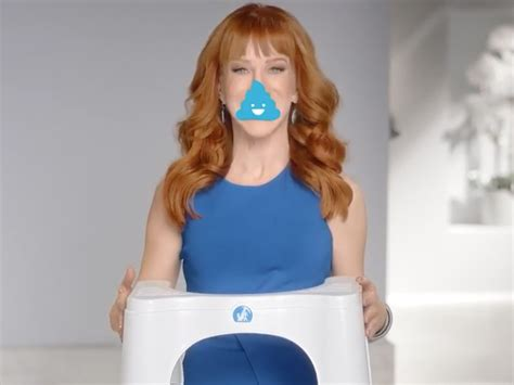 Squatty Potty Drops Kathy Griffin After Controversial