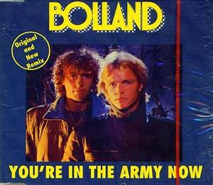 In The Army Now : bolland you are in the army now mygreek 365 ~ Medecine-chirurgie-esthetiques.com Avis de Voitures