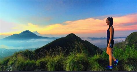 mount agung sunrise trekking bali sunrise trekking tours