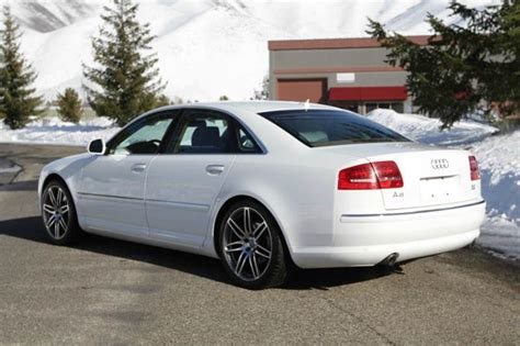 feature listing 2008 audi a8 4 2 quattro german cars for sale blog