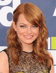 Emma Stone Hair Color