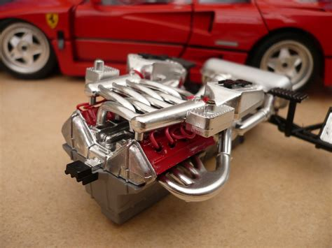 F40 Engine by F40 With Engine