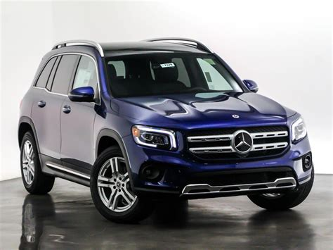 The xc40's scandinavian flair, along with its parent. New 2020 Mercedes-Benz GLB GLB 250 SUV in #N157379 | Fletcher Jones Automotive Group