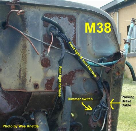willys  jeeps forums viewtopic early wiring harness