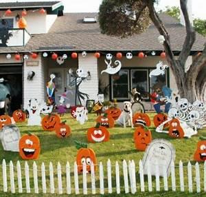Idée Pour Halloween : d coration halloween 40 superbes id es pour un party vraiment lugubre ~ Melissatoandfro.com Idées de Décoration