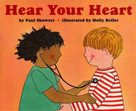 hear  heart  paul showerspublisher harpercollins