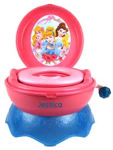 disney princess 3 in 1 potty chair w magical sounds potty concepts