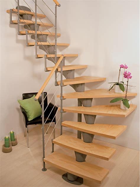 Treppen Für Kleine Räume by Platzsparende Treppen 32 Innovative Ideen Archzine Net