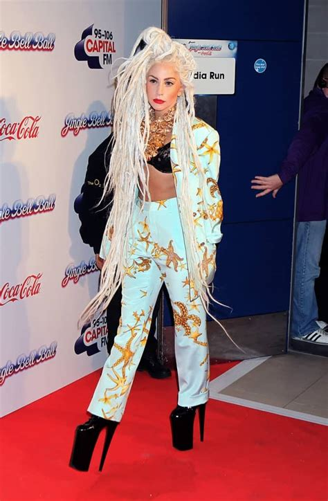 top ten craziest lady gaga outfits