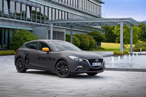 2020 Mazda 3 Prototype First Drive Can Sparkless Engines