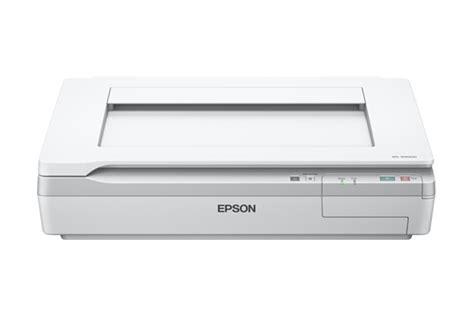 Epson WorkForce DS-50000 Color Document Scanner | Flatbed