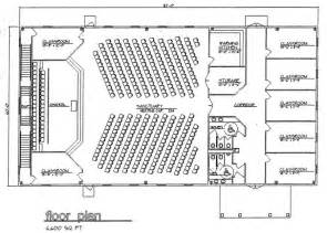 architectural blueprints for sale church plan 124 lth steel structures