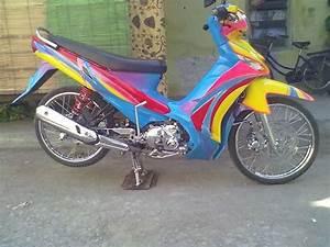 Modifikasi Motor Yamaha Vega Zr New