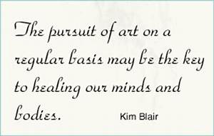 Quotes On Creativity And Healing. QuotesGram