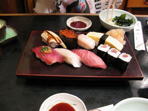 cuisine monde les meilleurs sushi du monde photo de japon les