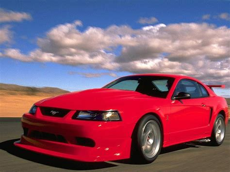1999 Ford Mustang Svt Cobra Overview Cargurus