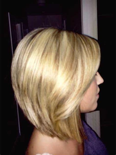 layered angled bob haircut 25 bob hairstyles with layers bob hairstyles 2018