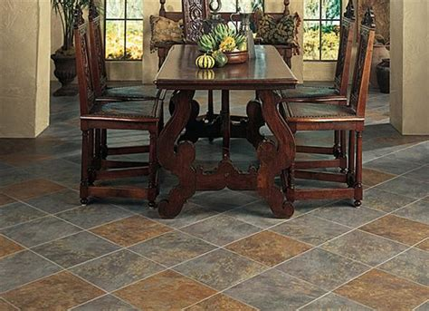 tile flooring dining room 4 simple ideas to plan the right dining room tile