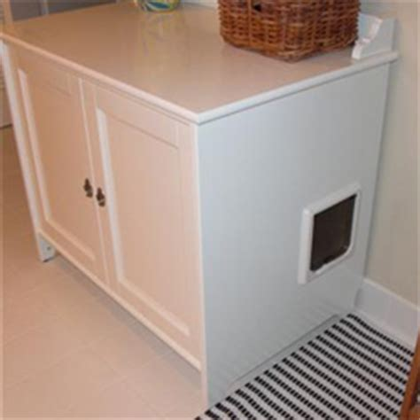 Home Sweet Home Cat Litter Box Cover  Craftster Blog