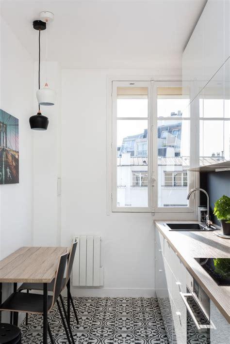 renovation dun appartement  vincennes cuisine
