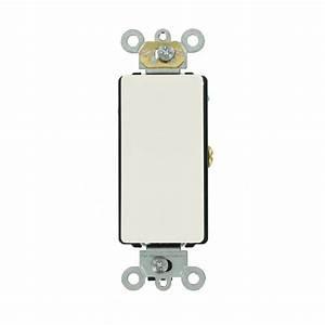 Leviton Decora Plus Switch Installation Instructions