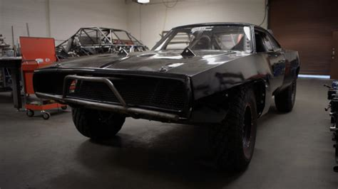 Furious 7 And The Off-road 1970 Dodge Charger R/t