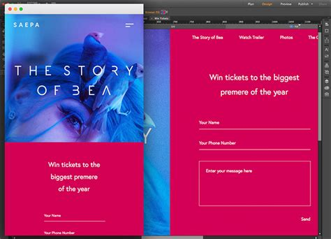 Adobe Muse Adobe Muse Cc Version D Essai Du Logiciel De Design Web