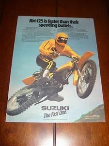 Buy 1978 Suzuki Rm