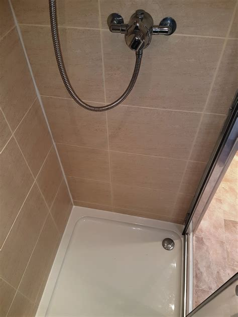 cleaning ceramic tile shower how to clean grout in shower with environmentally friendly