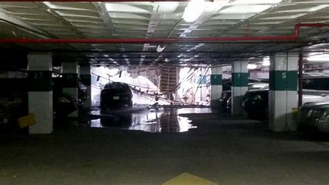 parking garages in dc parking garage collapses at watergate complex in