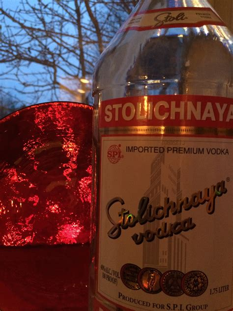 Vodka The Russian Spirit All Things Good