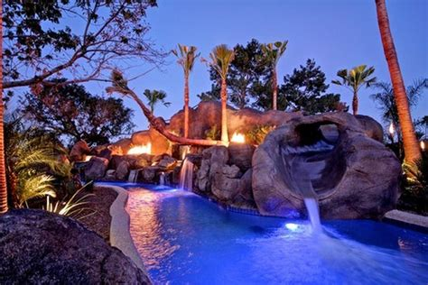 Backyard Water Park - 10 of the most backyard waterpark designs housely