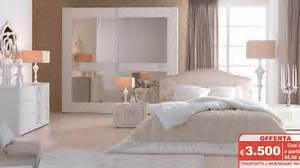 Camera da letto glamour e retro design casa creativa
